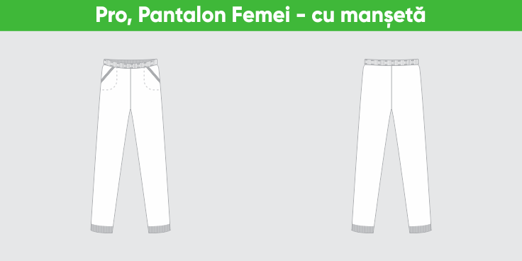 pro-pantalon-femei-cu-manseta